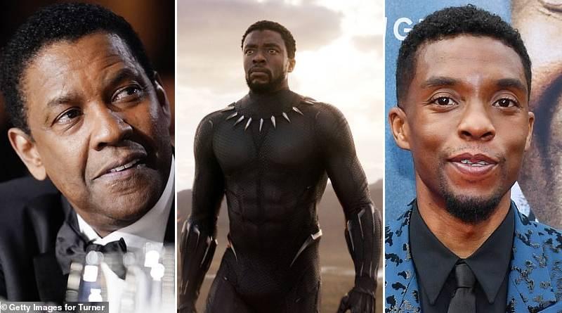 Denzel Washington i-a adus un frumos tribut regretatului Chadwick Boseman actorul din Black Panther