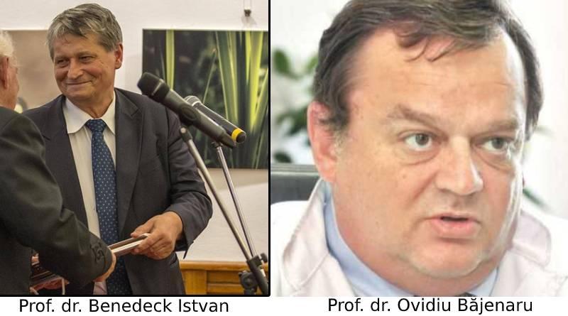 Au decedat două somități ale medicinei românești bolnave de COVID-19