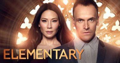 ELEMENTARY - Lucy Liu, Jonny Lee Miller