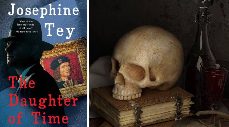 Fiica Timpului un roman cu adevărat clasic al literaturii polițiste