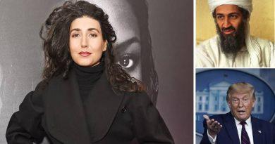 Nepoata lui Osama Bin Laden îl susține pe Donald Trump