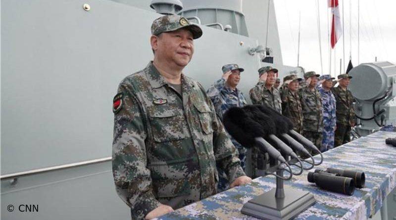 """Președintele Chinei le-a cerut soldaților """"să se antreneze pentru RĂZBOI"""""""