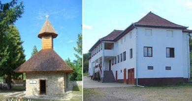 Mănăstirea Măgina Aiud, subiectul unui reportaj al Televiziunii Române