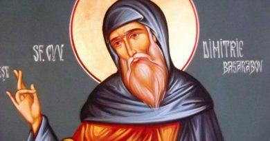 Sf. Cuv. Dimitrie cel Nou, Ocrotitorul Bucureştilor