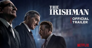 The Irishman cel mai recent film al talentatului și prolificului Martin Scorsese