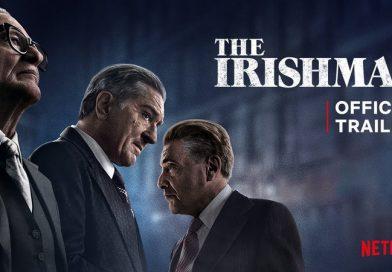 The Irishman cel mai recent film al talentatului și prolificului Martin Scorsese