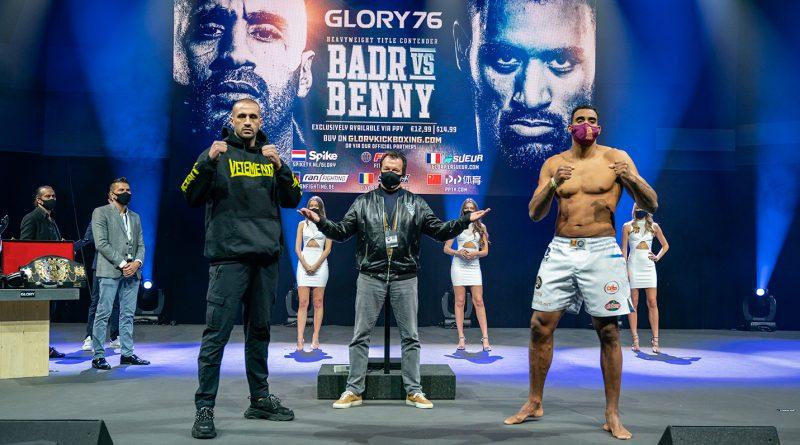 Aiudeanul Benny Adegbuyi l-a învins pe Badr Hari