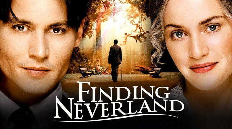 """Filmul """"Finding Neverland"""" o odă frumoasă adusă imaginației"""