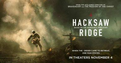Hacksaw Ridge, povestea incredibilă a unui erou