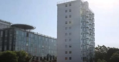 Chinezii au construit un bloc de 10 etaje în 28 de ore
